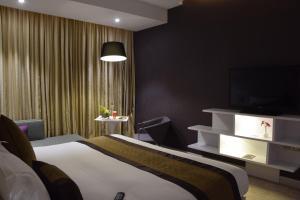 Novotel Suites Riyadh Dyar, Hotel  Riyad - big - 10