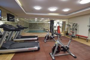 Novotel Suites Riyadh Dyar, Hotel  Riyad - big - 68