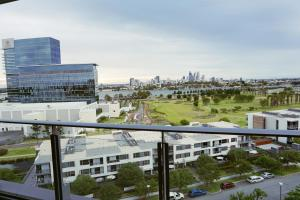 Luxury apartment with breathtaking views, Apartmány  Perth - big - 11