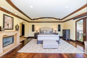 Robmar Mansion Estate, Apartmány  Los Angeles - big - 17
