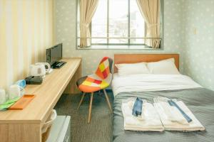 Hotel Ina, Отели  Ина - big - 20