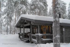 Hakojärvi Log Cottage - Ruka