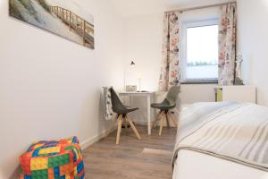 Ferienwohnungen Rosengarten, Apartments  Börgerende-Rethwisch - big - 100