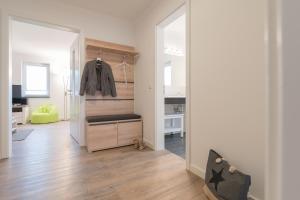 Ferienwohnungen Rosengarten, Апартаменты  Бёргеренде-Ретвиш - big - 110