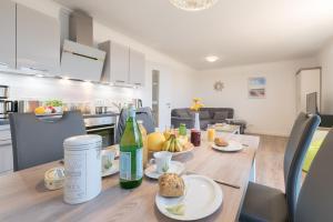 Ferienwohnungen Rosengarten, Apartmány  Börgerende-Rethwisch - big - 114