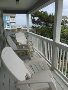 Sandy Shores, Holiday homes  Holden Beach - big - 14