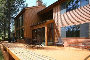 Redcedar 17 Holiday Home, Dovolenkové domy  Sunriver - big - 27