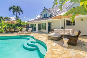 Paradise Pool Home, Ferienhäuser  Princeville - big - 11