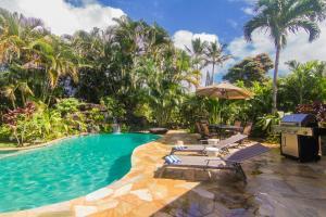 Paradise Pool Home, Ferienhäuser  Princeville - big - 24