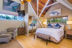 Paradise Pool Home, Ferienhäuser  Princeville - big - 34