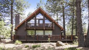 Crag 10 Holiday Home, Nyaralók  Sunriver - big - 25