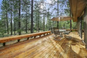 Look Out Lane 8 Holiday Home, Holiday homes  Sunriver - big - 28