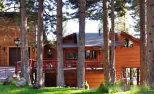 Lodgepole Drive Holiday Home, Dovolenkové domy  Incline Village - big - 12