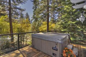 Tahoe Getaway, Nyaralók  Incline Village - big - 5