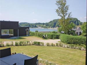 Two Bedroom Holiday home Haderslev with Sea view 08