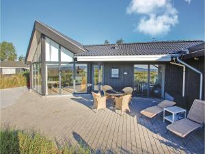 A picture of Holiday Home Haderslev with Sea View 04