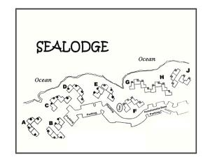 Sealodge J2, Апартаменты  Принсвилл - big - 9