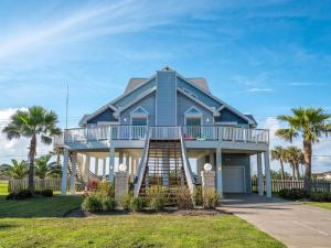 Summer Breeze Holiday home, Case vacanze  Galveston - big - 9