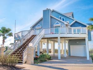 Summer Breeze Holiday home, Case vacanze  Galveston - big - 24