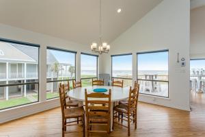 By The Sea Home, Ferienhäuser  Galveston - big - 12