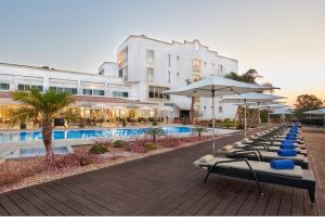 Dona Filipa Hotel, Rezorty  Vale do Lobo - big - 45