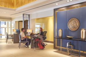 Dona Filipa Hotel, Rezorty  Vale do Lobo - big - 33
