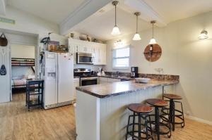 Buena Vista Home, Prázdninové domy  Galveston - big - 11