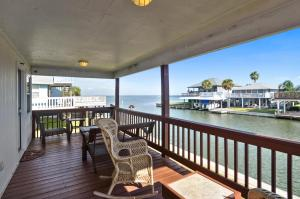 Buena Vista Home, Prázdninové domy  Galveston - big - 10