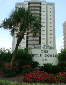 Gulf Tower Unit 8B, Apartments  Gulf Shores - big - 9