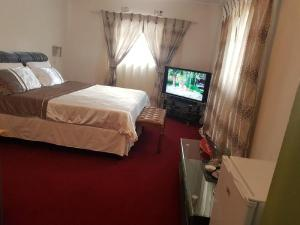 Amogelang Guest House, Prázdninové domy  Kasane - big - 5