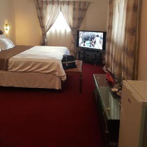 Amogelang Guest House, Prázdninové domy  Kasane - big - 13