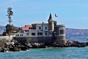 El Retorno Viña del Mar Excelente Ubicacion, Ubytování v soukromí  Viña del Mar - big - 25
