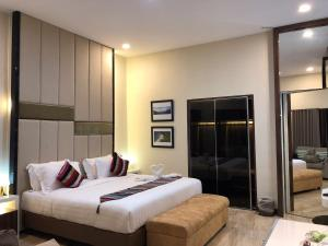 Grand Harvest Resort & Villas, Resort  Banyuwangi - big - 8