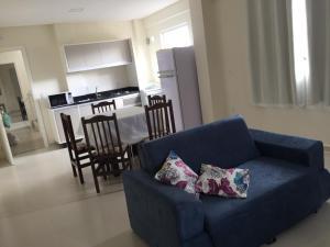 Residencial Dublin, Apartmány  Porto Belo - big - 12