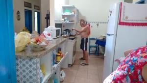 Casa de Praia Morro Branco, Nyaralók  Fortaleza - big - 3