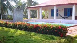 Casa de Praia Morro Branco, Nyaralók  Fortaleza - big - 18