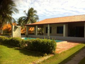 Casa de Praia Morro Branco, Nyaralók  Fortaleza - big - 2