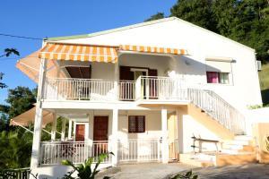 Villa Papaye, Apartmány  Deshaies - big - 8