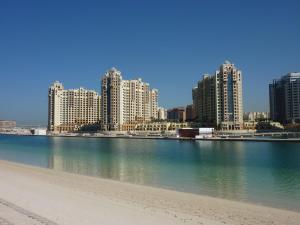 The palm residences - Dubai