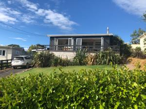 The Black Pearl, Waiheke Island, Holiday homes  Oneroa - big - 22