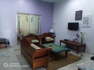 Bagan Lalang Homestay, Priváty  Kampong Jelutong - big - 16