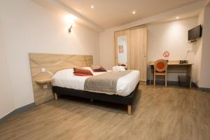 Le Relais Délys, Hotel  Saint-Rémy-sur-Durolle - big - 5