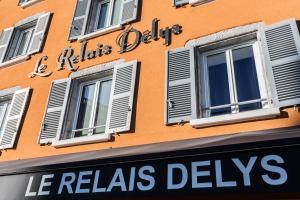 Le Relais Délys, Hotel  Saint-Rémy-sur-Durolle - big - 27