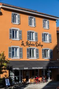 Le Relais Délys, Hotel  Saint-Rémy-sur-Durolle - big - 29