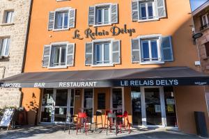 Le Relais Délys, Hotels  Saint-Rémy-sur-Durolle - big - 30