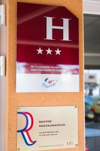 Le Relais Délys, Hotel  Saint-Rémy-sur-Durolle - big - 15