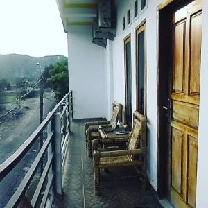 Doyok Homestay, Priváty  Kuta Lombok - big - 8
