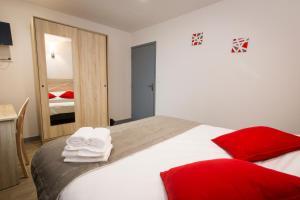 Le Relais Délys, Hotel  Saint-Rémy-sur-Durolle - big - 6