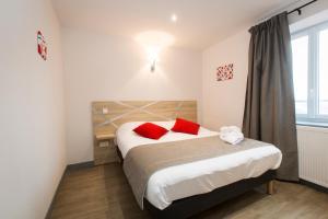 Le Relais Délys, Hotel  Saint-Rémy-sur-Durolle - big - 7