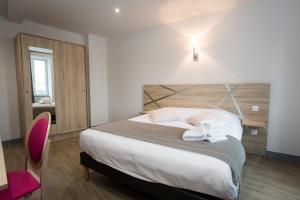 Le Relais Délys, Hotel  Saint-Rémy-sur-Durolle - big - 8